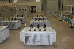 唐山SBH15非晶合金油浸式变压器