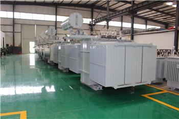 贺州3150KVA油浸式变压器   BTC矿
