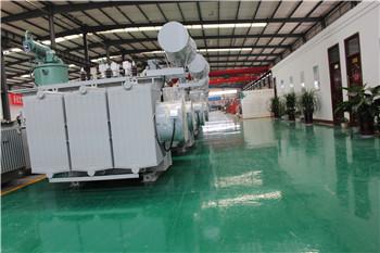 鞍山S11-4000kva油浸式电力变压器