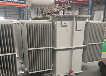 贺州5000kVA油浸式电力变压器