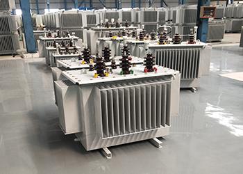 鞍山S13-400kVA油浸式变压器