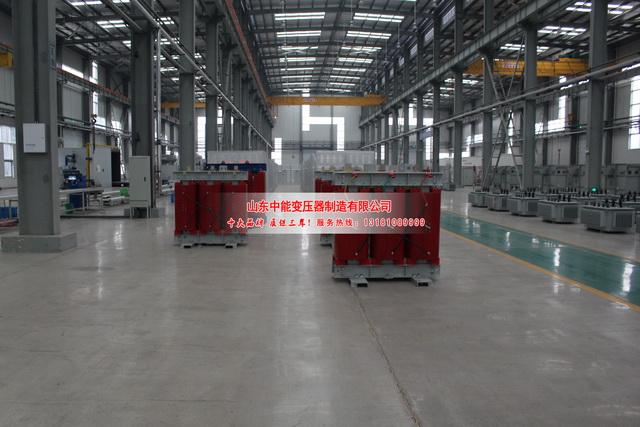 西宁SCB11-315KVA干式变压器