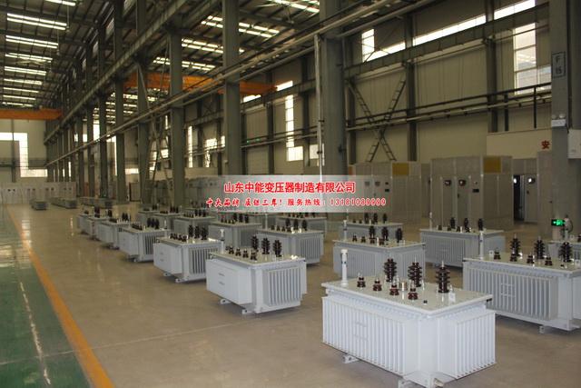 S13-4000KVA唐山唐山唐山油浸式变压器