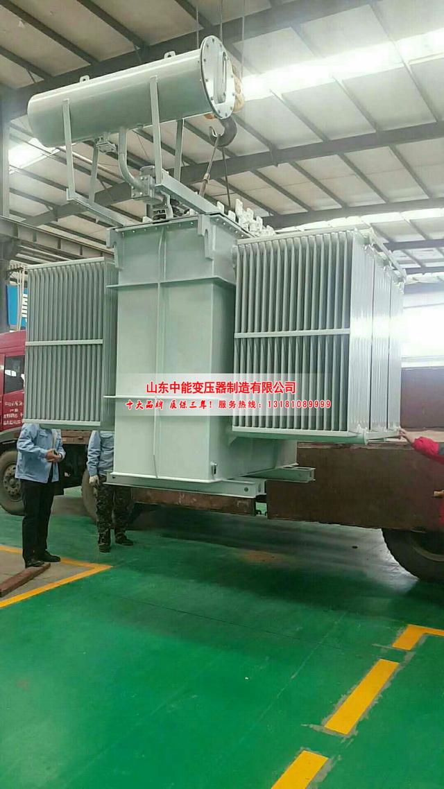 唐山S13-3150KVA油浸式变压器