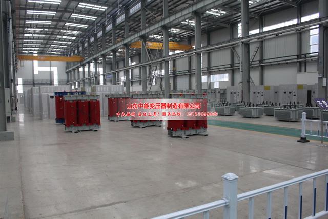 唐山S13-5000KVA油浸式变压器