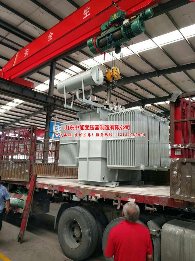 鞍山S13-4000KVA油浸式变压器