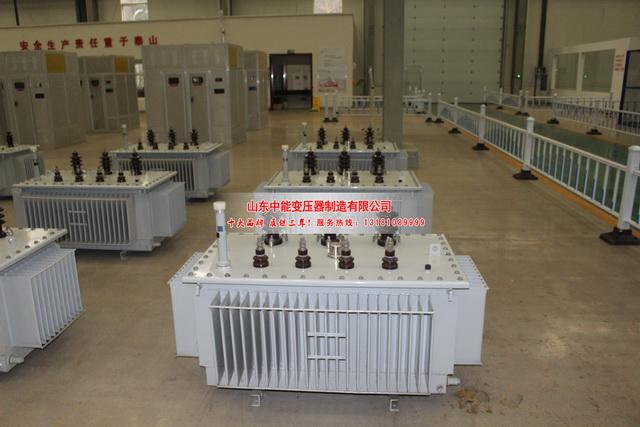 沈阳20000KVA油浸式变压器